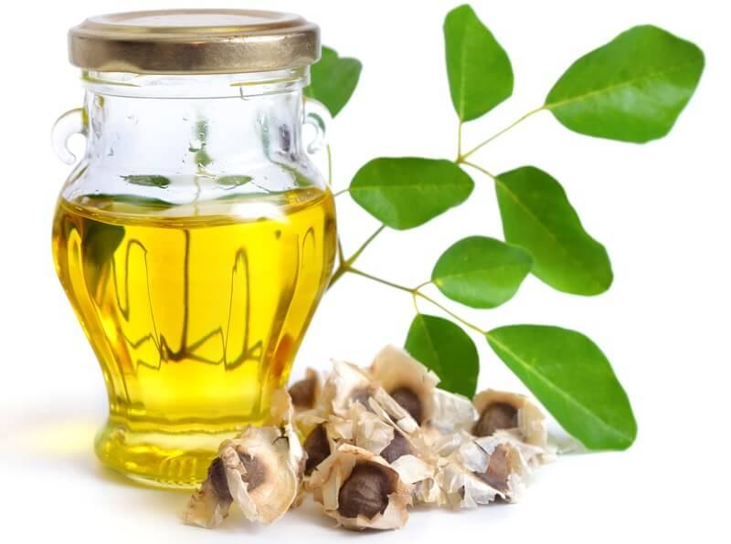 Moringa Öl mit Samen